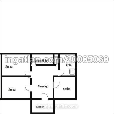 Ingatlan, eladó ház, Himesháza, Kossuth Lajos utca 38., 150 m2