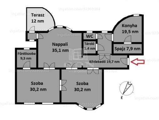 Miskolc, Petőfi Sándor utca 21.